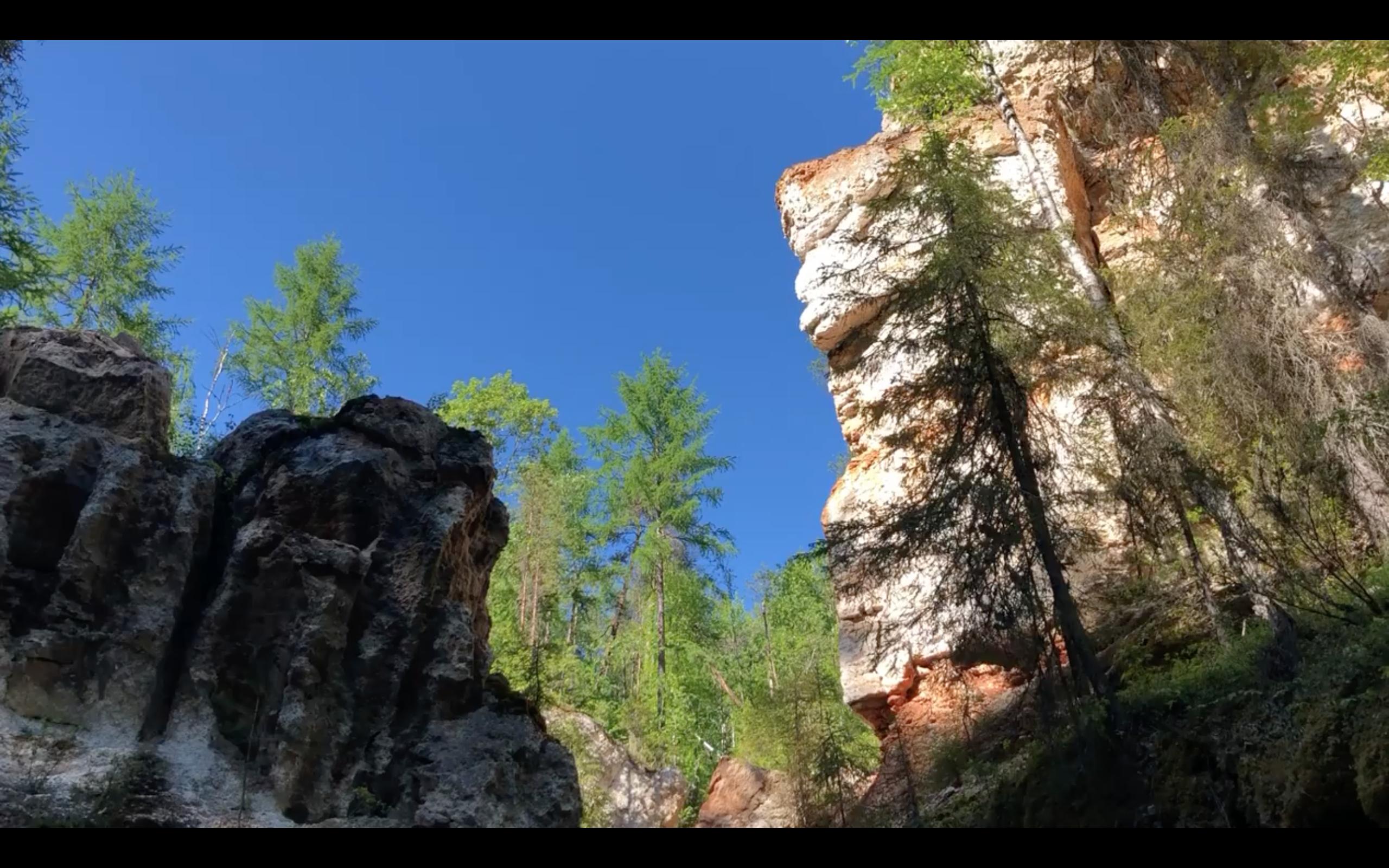 Обои отлив, лучи, тучи, скалы. Природа